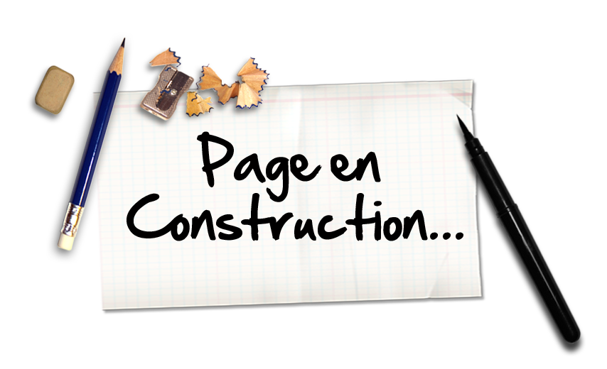 page construction